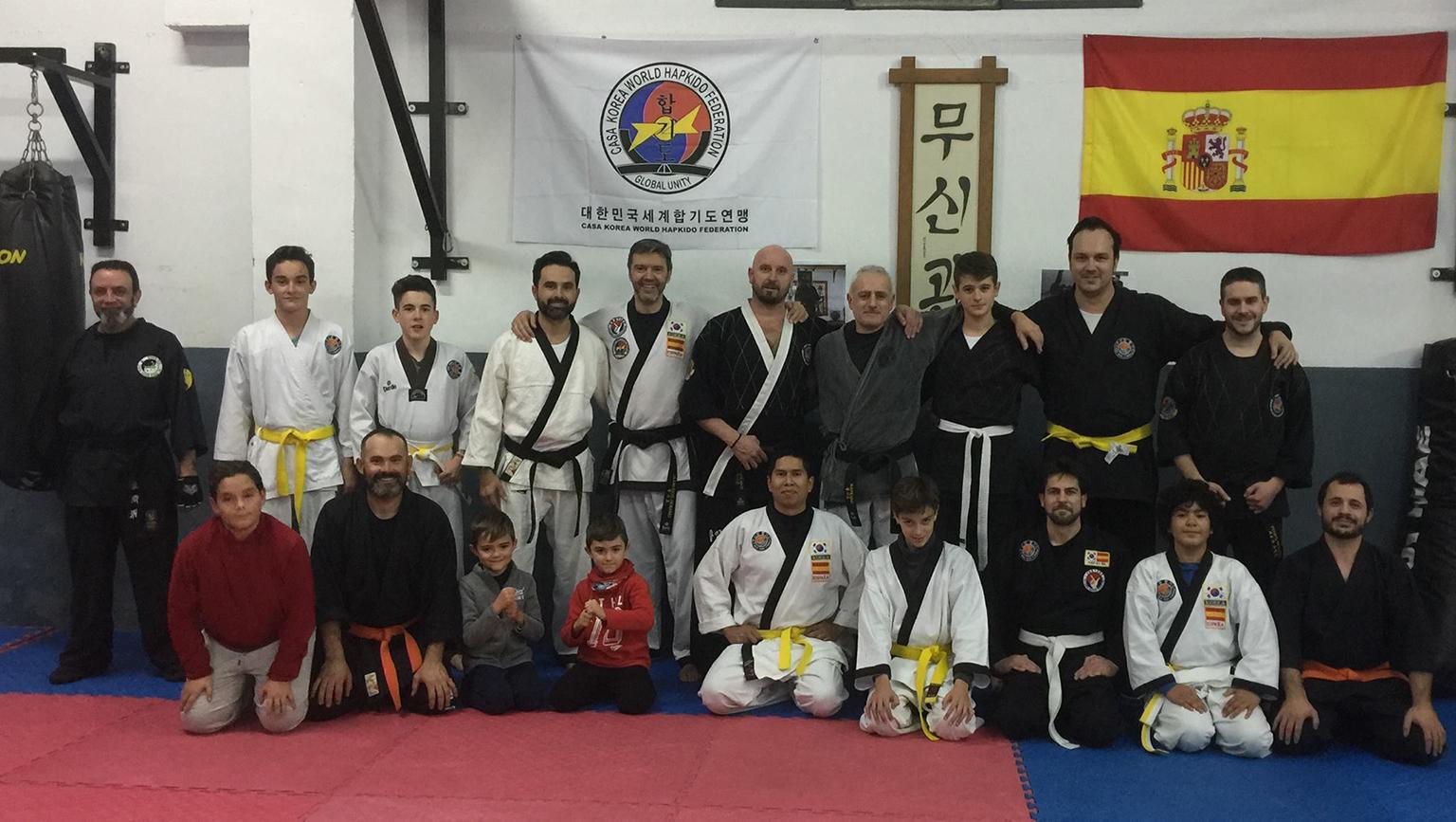 Entrenamiento en memoria Antonio Camino 2018