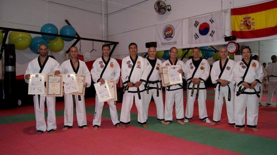 Entrega de diplomas Casa Korea - Sevilla