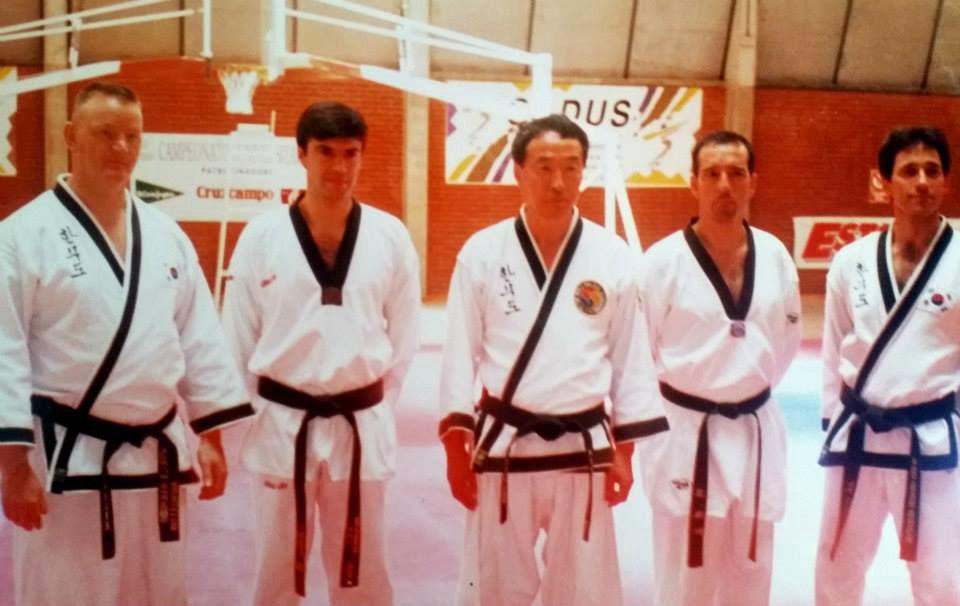 Seminario Hanmudo con el GM He Young Kimm